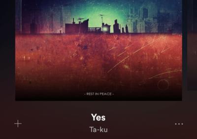 Spotify Song als Screenshot in Instastories teilen