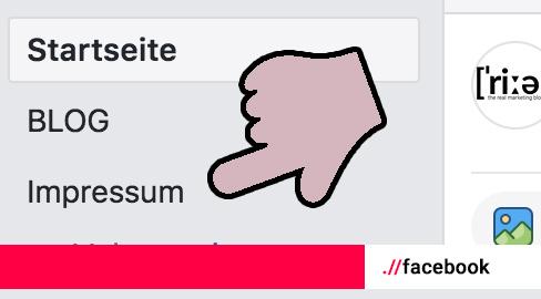 Facebook Seiten-Tab: So erstellst Du individuelle Tabs