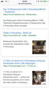 Screenshot Thumbnail Google SERP