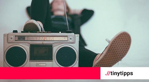 Musik und Soundeffekte für Deine Stories, Videos & Ads
