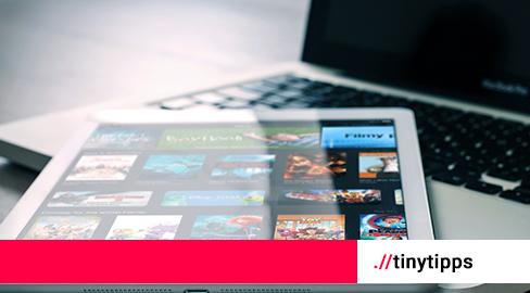 Webseiten & Bildschirmgrößen: Kleiner Tipp für Webdesigner