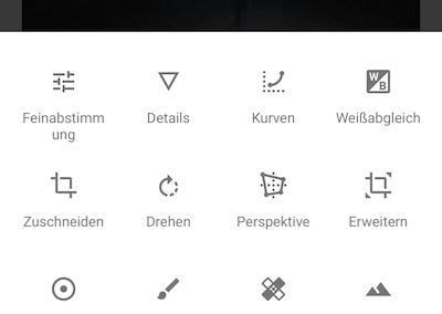 Screenshot Snapseed App 1