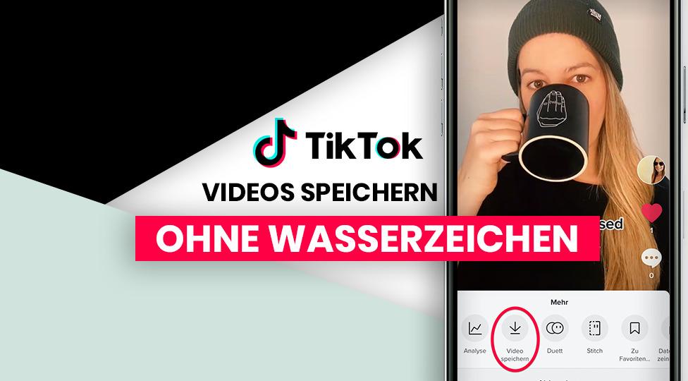 TikTok Video Download ohne Wasserzeichen